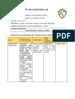 FÁTIMA SANCHEZ- 20 DE MAYO-RELIGIÓN-SESIÓN DE APRENDIZAJE
