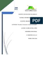 Reporte de patente IMPI
