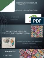 MANDALAS EDUCACIÓN ESPECIAL
