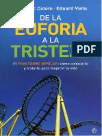 De la Euforia a la Tristeza. El trastorno bipolar, como conocerlo y tratarlo para mejorar la vida.pdf