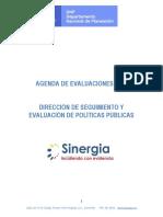 Material Actividad Asincrónica 1. Sesion 1. Agenda_Evaluaciones_2020