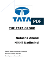 Tata Group Report