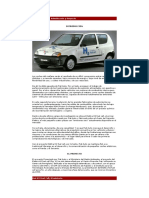 Fiat H2 Fuel Cell