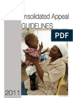 CAP 2011 Guidelines