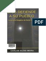 DIOS DEFIENDE A SU PUEBLO