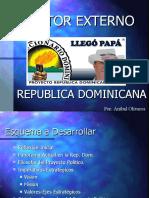 Presentacion Proyecto Politico Llego Papa-rd