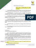 Resolução-CFP-n-01-2009