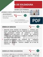 SIMBOLOGIA DE SOLDADURA