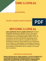 Dinámica Lineal