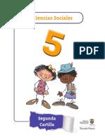 Ciencias Sociales 5 Segunda cartilla.pdf