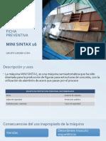 MINI SINTAX 16