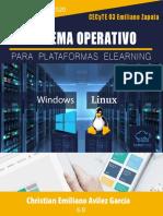 SO para Plataformas E-learning