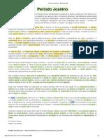 Período Joanino - Brasil Escola2
