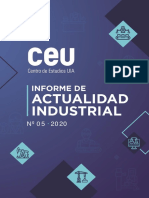 Informe Industrial N05 2020 CEU