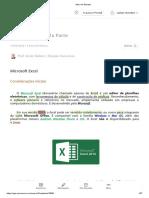 Microsoft Excel parte 1