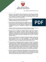 Res 5004-2010-Jne to de Inscripcion de Formulas y Listas de Candidatos Eg 2011 Peru