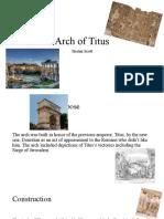 Arch of Titus.pptx