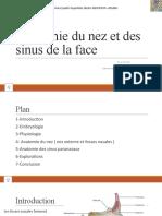 5. Anatomie du nez et des sinus de la face (Dr KHETTAB).pptx