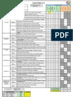 09.- Modelo de Auditoria 5S (Empresa A)