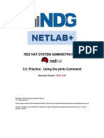 Red_Hat_System_Administration_I_3.4_Practice