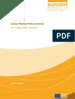 36 EUROSTAT - Documentele Seminarului Privin Politicile Pentru Piata Muncii