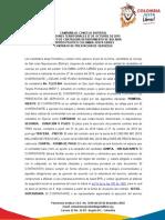 CONTRATO CONTADOR COLOMBIA JUSTA CARTAGENA