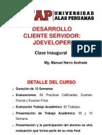 Cliente servidor - 2020