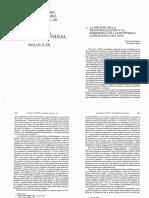 04 - Parejo Antonio La Difusión de la Industrializacion y la Emergencia de las Economia Capitalistas (1815-1870)