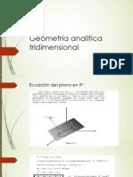1.1 Geometría analítica  R3