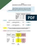 RIESGO RENDIMIENTO ESPERADO VARIANZA DESVIACIÓN ESTANDAR COVARIANZA CORRELACION clase 20201