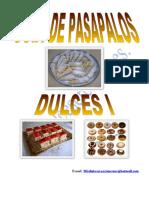 GUIA PASAPALOS DULCES I.