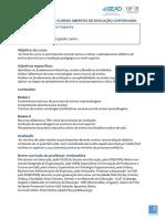Plano de Ensino. Didadica no ensino superior - 68h (Dr. Eniel E. Santo)(1)