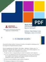 María Paola Aguirre C - Trabajo Final