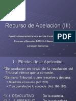 8 Recurso de Apelacin III