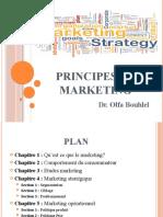 Principes de Marketing 2019 2020