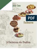 Viaje por los Sabores y Saberes de Bolivia - Univ. Mayor de San Andres