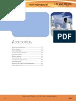 SKF 06 Accesorios