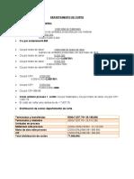 Costos Por Procesos Ejercicio 12