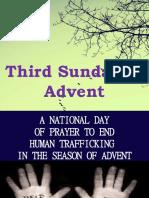 3. 3RD SUNDAY OF ADVENT DEC. 14