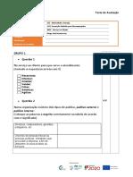 Teste de Avaliação - ufcd 4999 - Serviço ao Cliente.docx