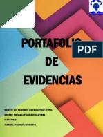 PORTAFOLIO DE EVIDENCIAS UNIDAD 2