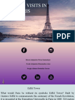 Pleace to visits in Paris