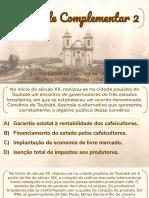 História - Atividade Primeira República