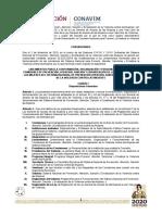 Lineamientos de Comisiones del Sistema Nacional