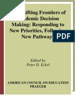 A C a D EMI C Decision Making