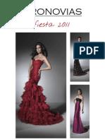 Oronovias 2011 - Vestidos de fiesta