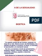 BIOETICA DE LA SEXUALIDAD