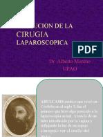 Clase 6 Cirugia Laparoscopica Dr. Moreno
