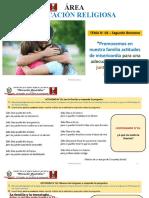 Clase N° 10 - ER - 3° de Secundaria - II Bimestre.pptx