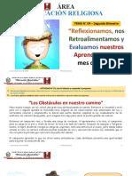 Clase N° 10 - ER - Evaluando Nuestros Aprendizajes - II Bimestre.pptx
